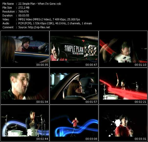 Simple Plan Dvd Simple Plan Videos