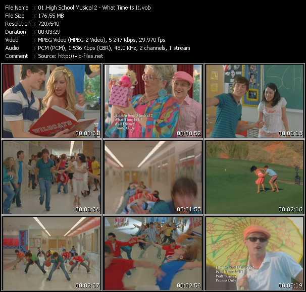 high school musical download video