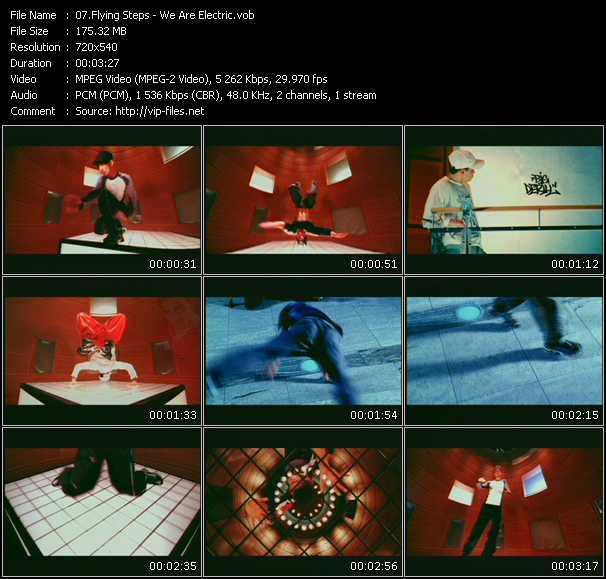 Download atomic project & d fezza breakin it down (flying steps.
