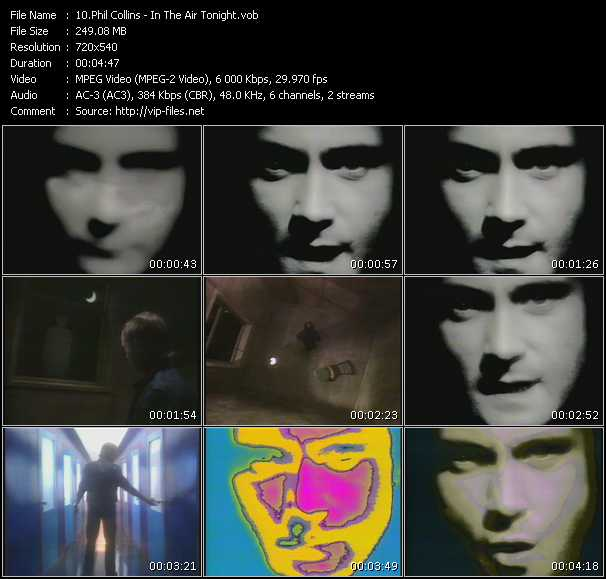 phil collins album download