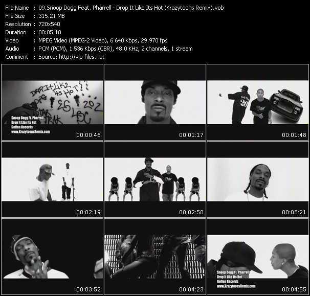 Drop It Like Its Hot Snoop Dog Mp3 Download