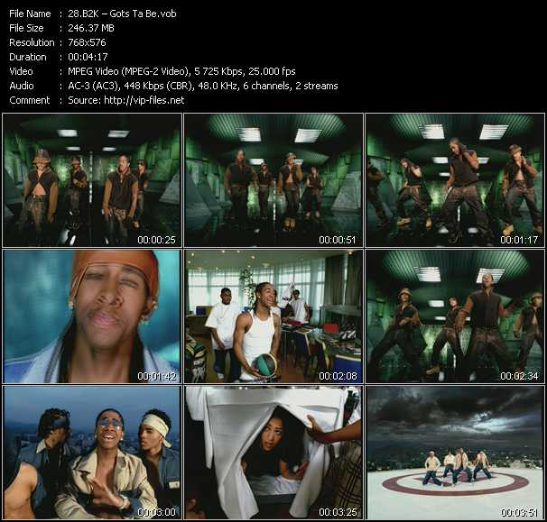 B2K - Uh Huh - YouTube