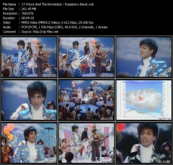 prince videos download prince and the revolution music video raspberry beret. Black Bedroom Furniture Sets. Home Design Ideas