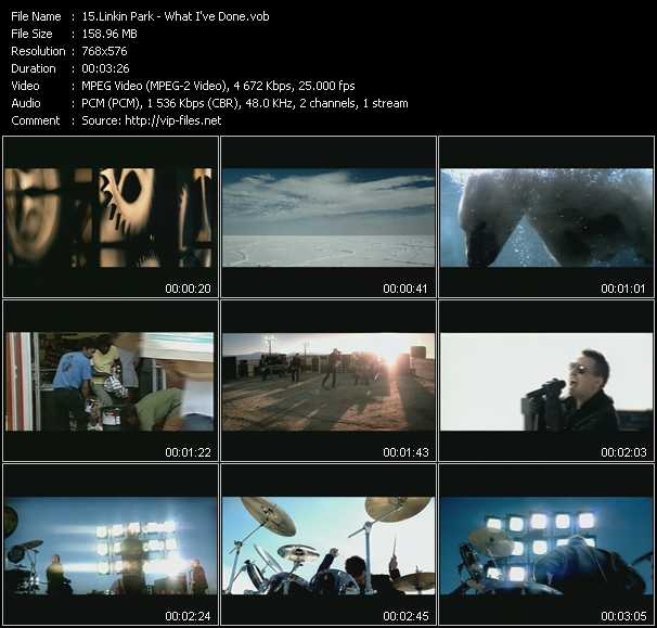 Linkin park what ive done download.